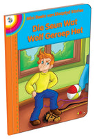 Mini Bedtime Books - Boy Who Cried Wolf AFR