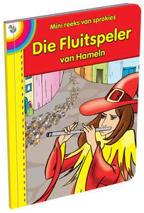 Mini Fairy Tale Books AFR - Fluitspeler Vn Ha AFR