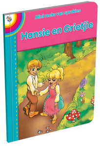 Mini Fairy Tale Collection Hansel & Gretel ENG