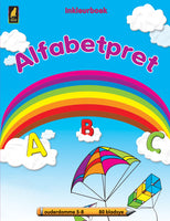 Alphabet Fun Activity (80pg) Afrikaans