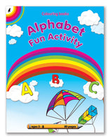 Alphabet Fun Activity (80pg) English