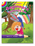 COLOURING BOOK - Beginners Colr Fun (24pg)