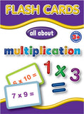 Big Flash Cards - Multiplication - English