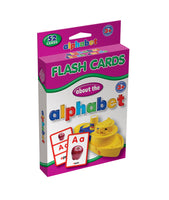 Big Flash Cards -  Alphabet - English