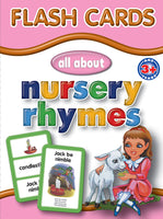 Big Flash Cards -  Nursery Rhymes - English