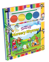 PAINT AND LEARN-NURSERY RHYMES