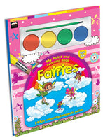 PAINT AND LEARN-FAIRIES