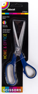Scissors Blue & Grey - 210cm