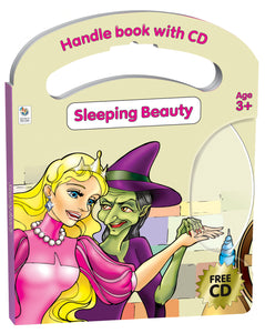 Handle Book & CD Sleeping Beauty