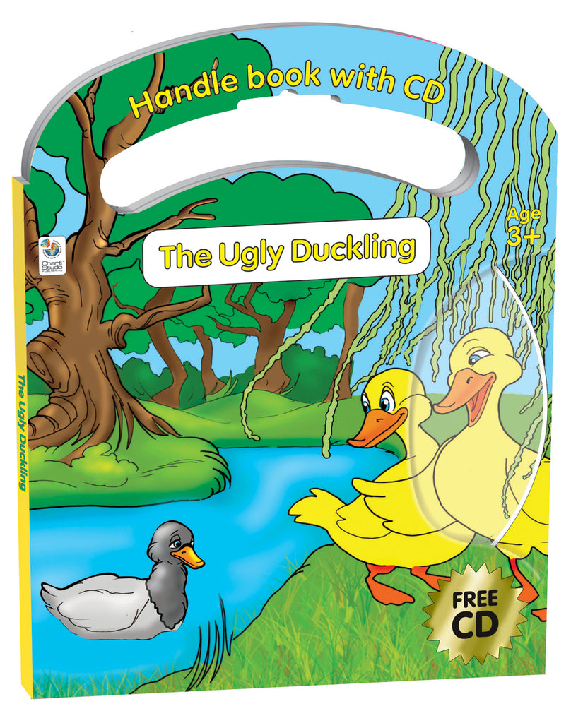 Handle Book & CD The Ugly Duckling