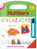NUMBERS WRITE AND WIPE - ENG