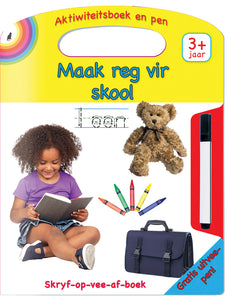 WRITE AND WIPE Skool - AFR