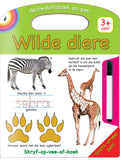 WRITE AND WIPE Wilde Diere- AFR