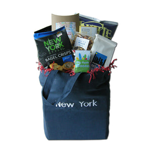 NY City Sidewalks Gift Basket