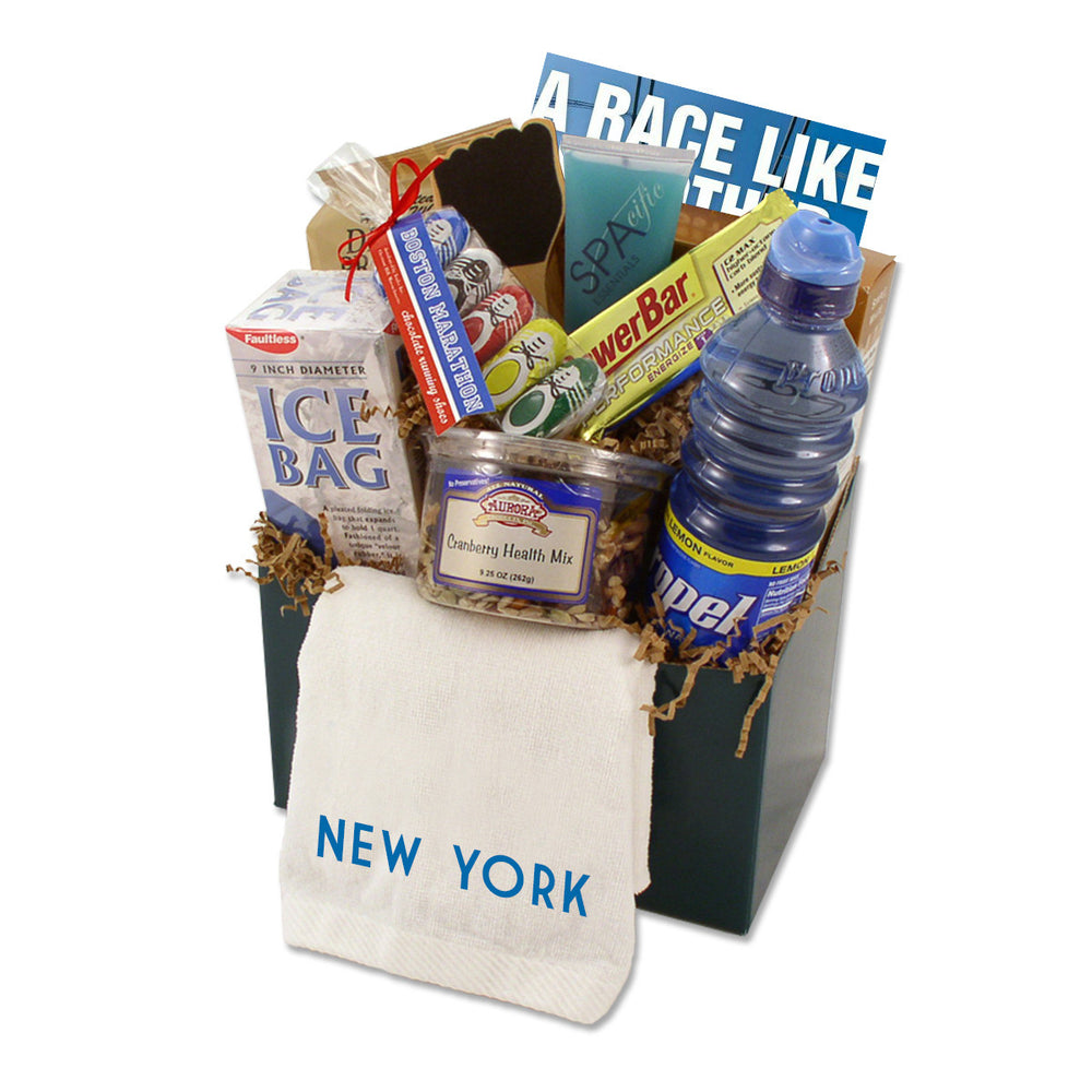 New York Marathon Gift Basket