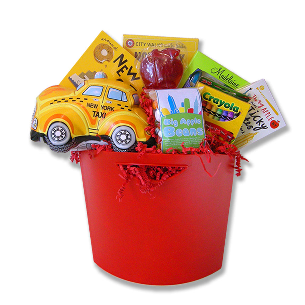 Load image into Gallery viewer, New York Kidtown Gift Basket