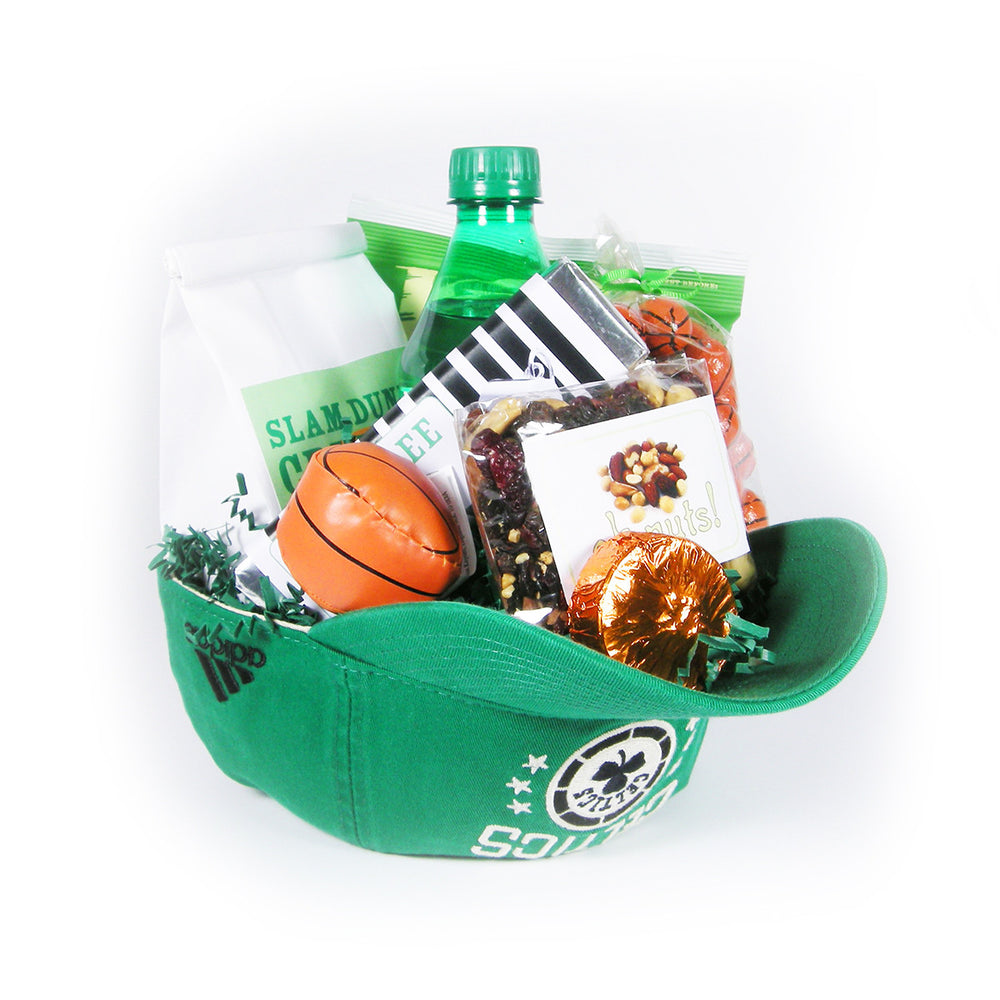 Boston Celtics Basketball Gift
