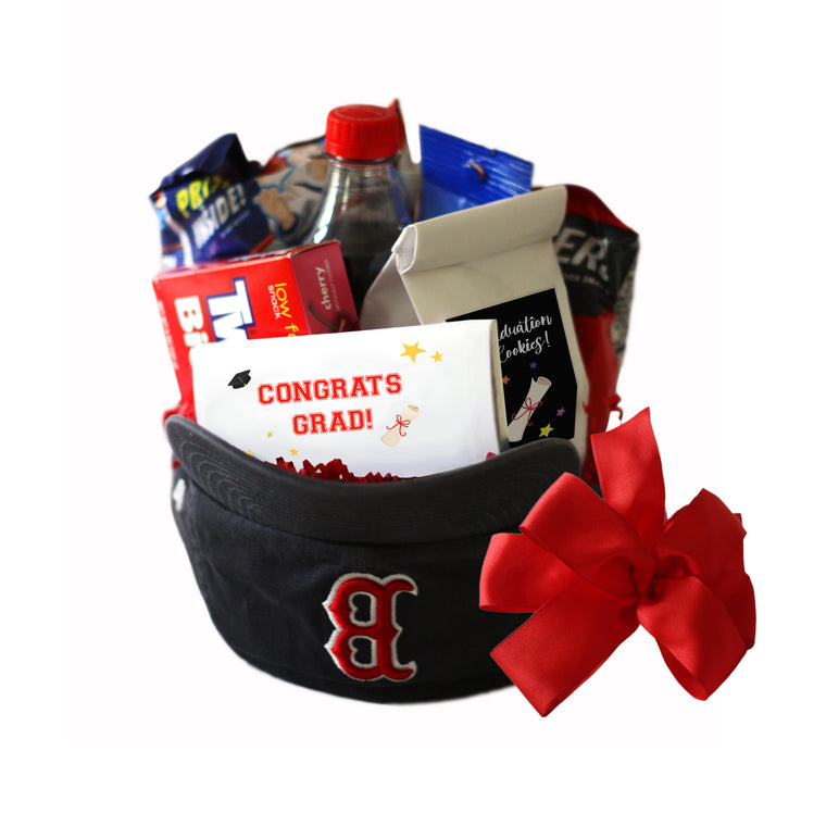 Hats-Off To You Graduation Gift Basket