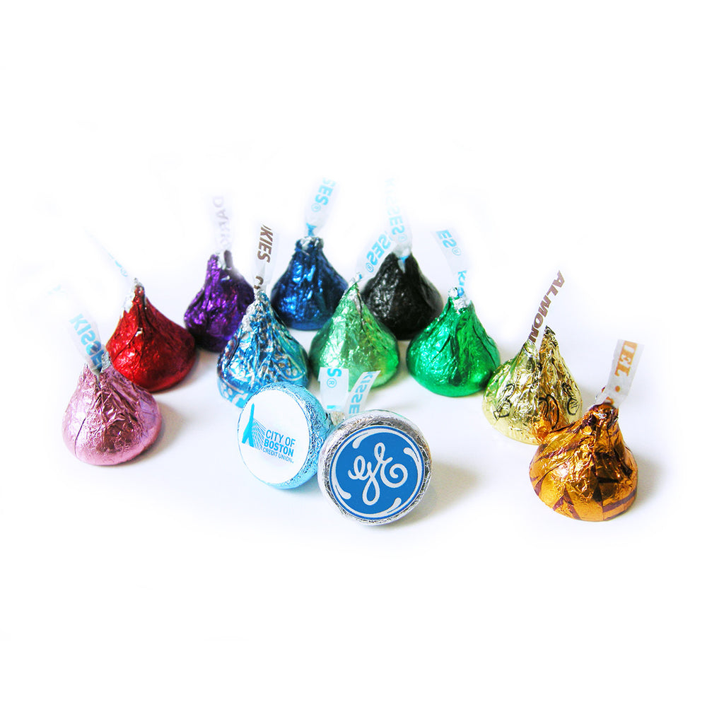 Load image into Gallery viewer, Branded Hershey's Kisses