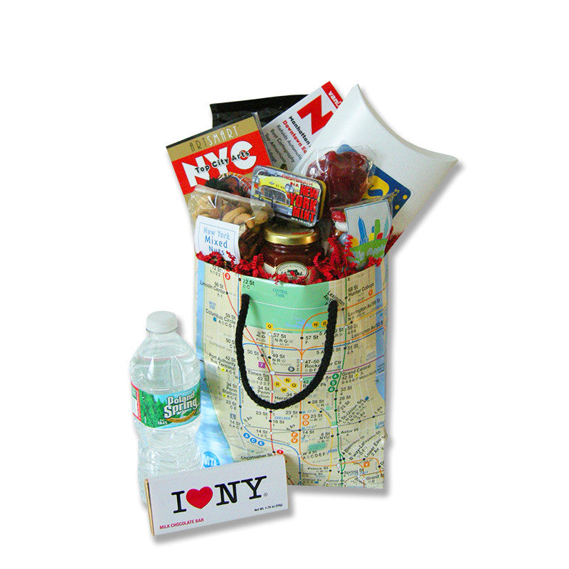 New York Amenity Gift Bag