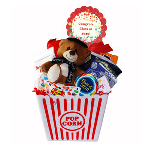 Load image into Gallery viewer, Graduation Congratulations Gift Basket