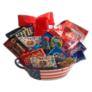 July 4th Snack Basket