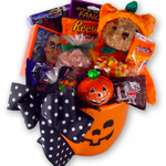 Trick or Treat Halloween Gift Basket