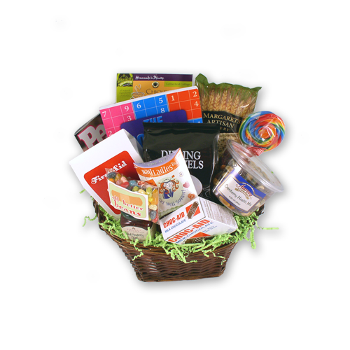 Load image into Gallery viewer, Gourmet Get Well Gift Basket