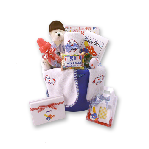 All Star Baby Gift Basket