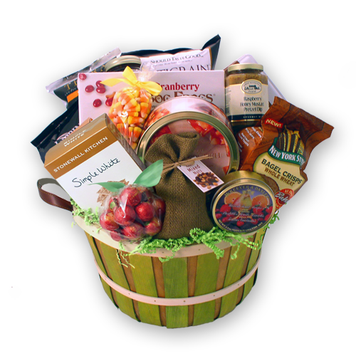 Autumn Greetings Gift Basket