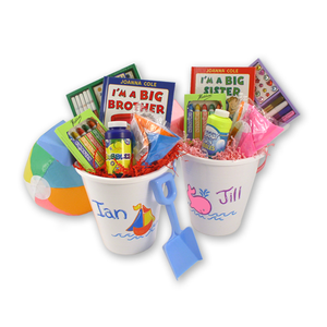 Load image into Gallery viewer, Beach Pail Kids Gift