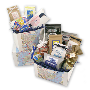 Load image into Gallery viewer, Beantown Bonanza Gift Basket