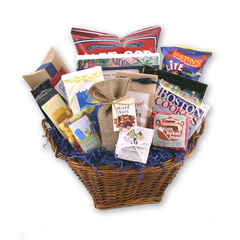 The Boston Common Gift Basket