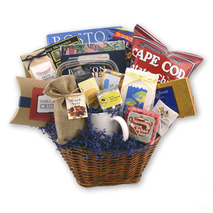 Load image into Gallery viewer, The Boston Common Gift Basket