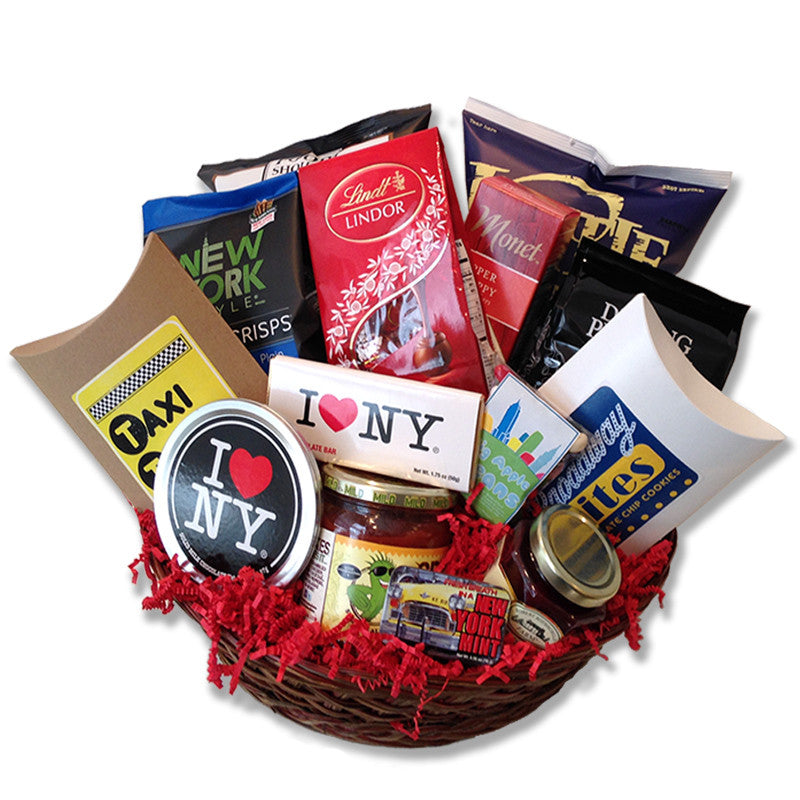 Load image into Gallery viewer, Central Park Gift Basket