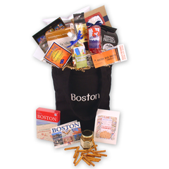 City Sidewalks Gift Basket