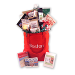 City Sidewalks Holiday Gift Tote