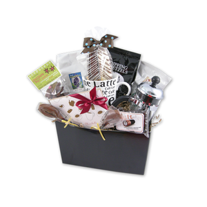 Load image into Gallery viewer, Coffee Break Gift Basket