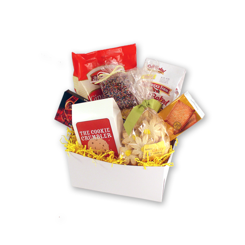 The Cookie Crumbler Gift Basket