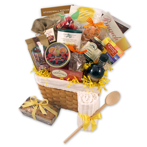 Good Morning Breakfast Gift Basket