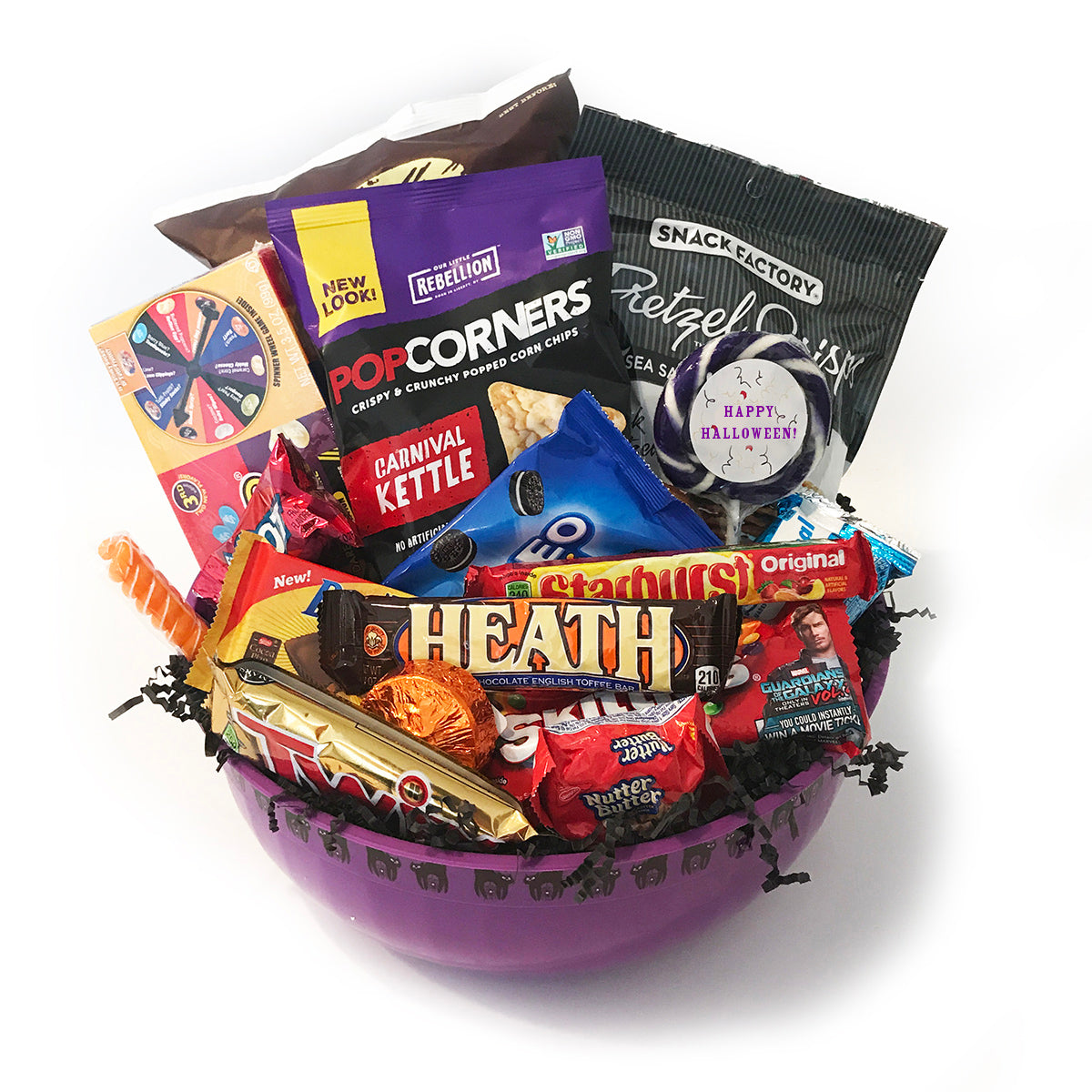 Haunted Sweets Basket