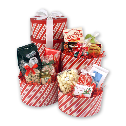 Holiday Bonanza Christmas Gift Boxes