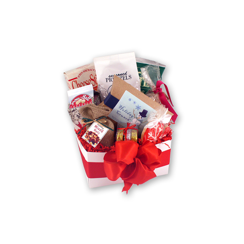 Holiday Crunch Gift Box