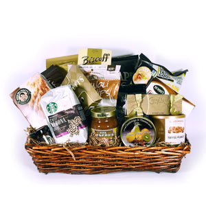 Bountiful Treasure Gift Basket