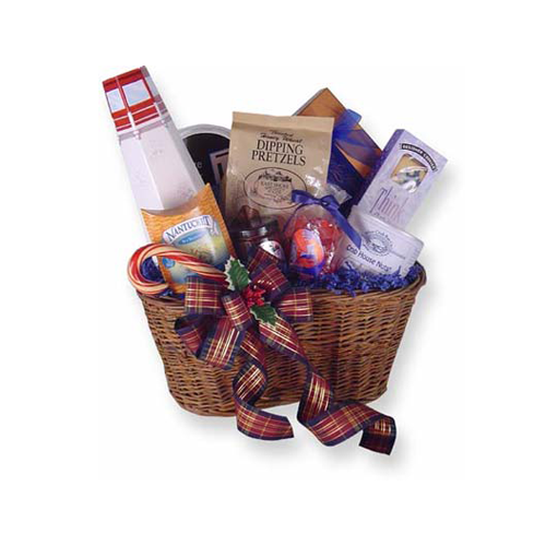 Holiday Sails Gift Basket