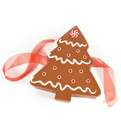 Festive Candy Tree Gift Box