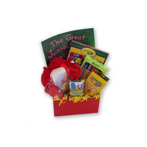 Load image into Gallery viewer, Boston Kidtown Activities Gift Box