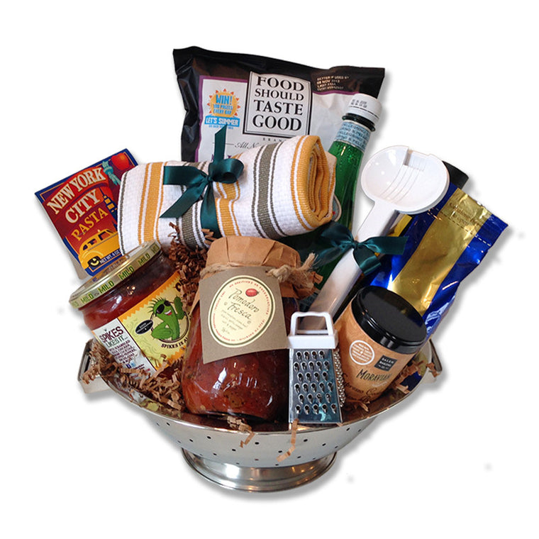 Little Italy New York Gift Basket