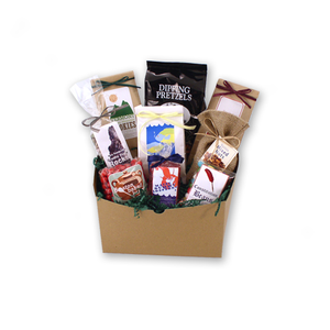 New Englander Gift Basket