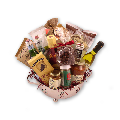The North Ender Gift Basket